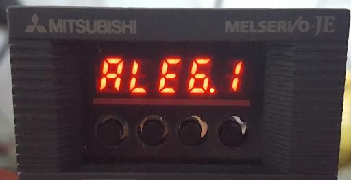 Hướng dẫn sửa lỗi servo Mitsubishi