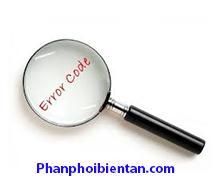 Hướng dẫn đọc mã lỗi biến tần