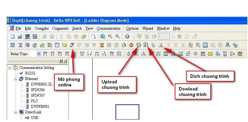 PLC là gi? Hướng dẫn lập trình PLC Delta.
