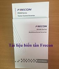 Tài liệu tiếng việt biến tần Frecon