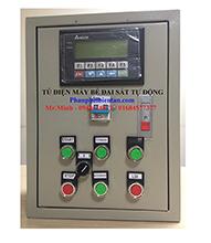 Tủ điện máy bẻ đai sắt tự động