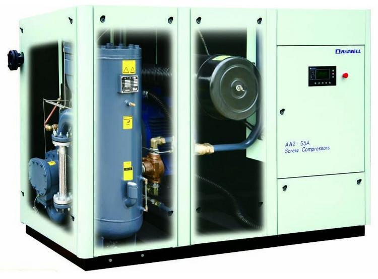 Ứng dụng biến tần Delta điều khiển máy nén khí