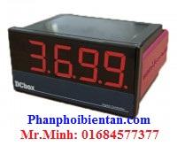 Đồng hồ hiển thị số DCB