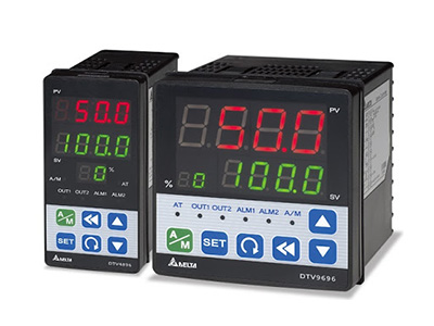 Đồng hồ nhiệt độ Delta DTV
